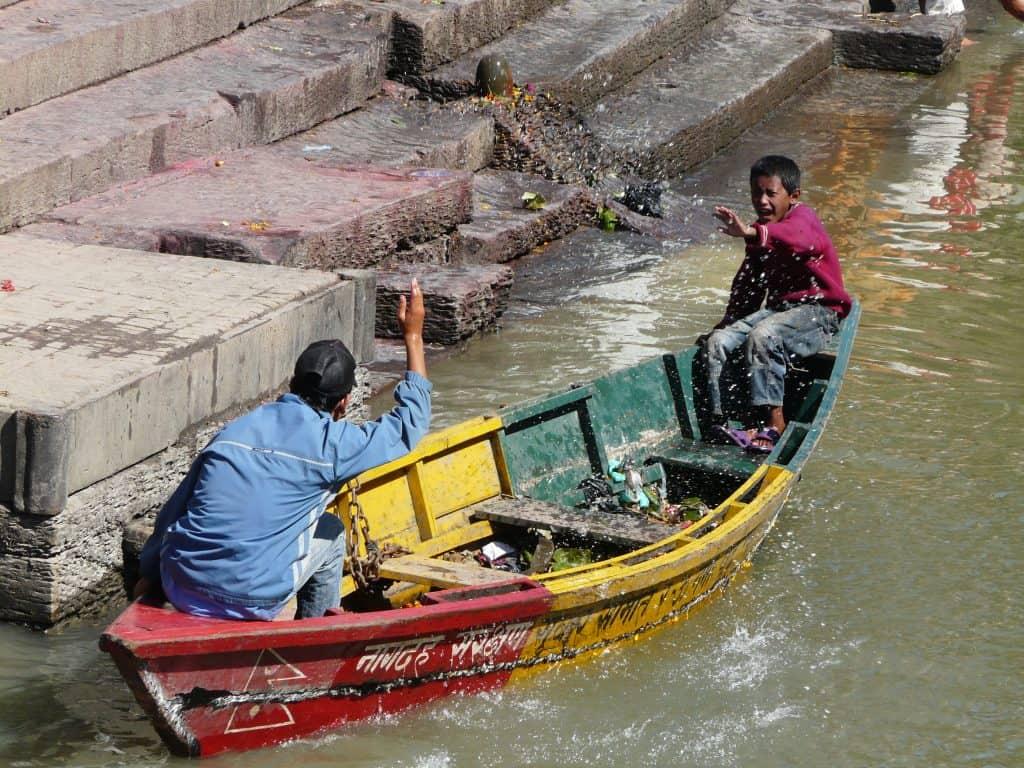 Boot Pashupatinath Kathmandu