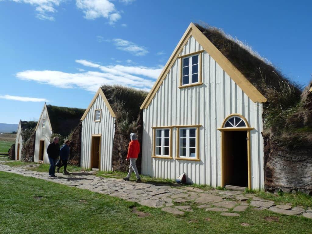 Museum Glaumbaer Island
