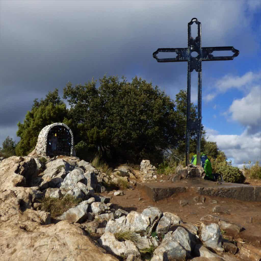Cruz de El Juanar, Andalusien