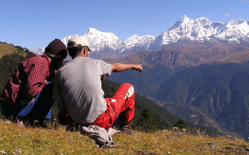 Trekking Garhwal
