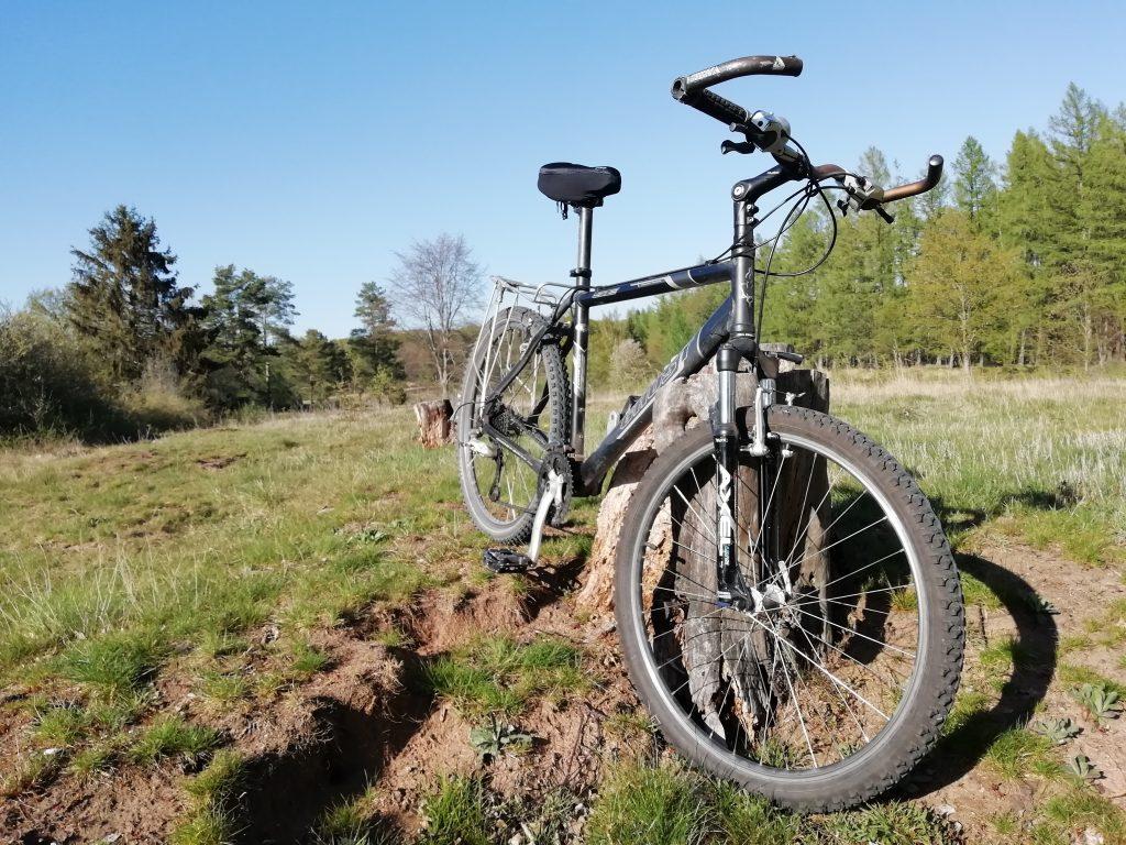 Für alle Routen geeignet: Das Mountainbike
