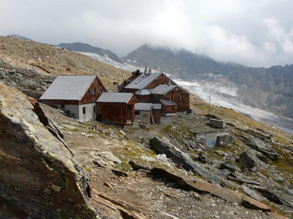 Alpenvereinshütten am Groß Venediger