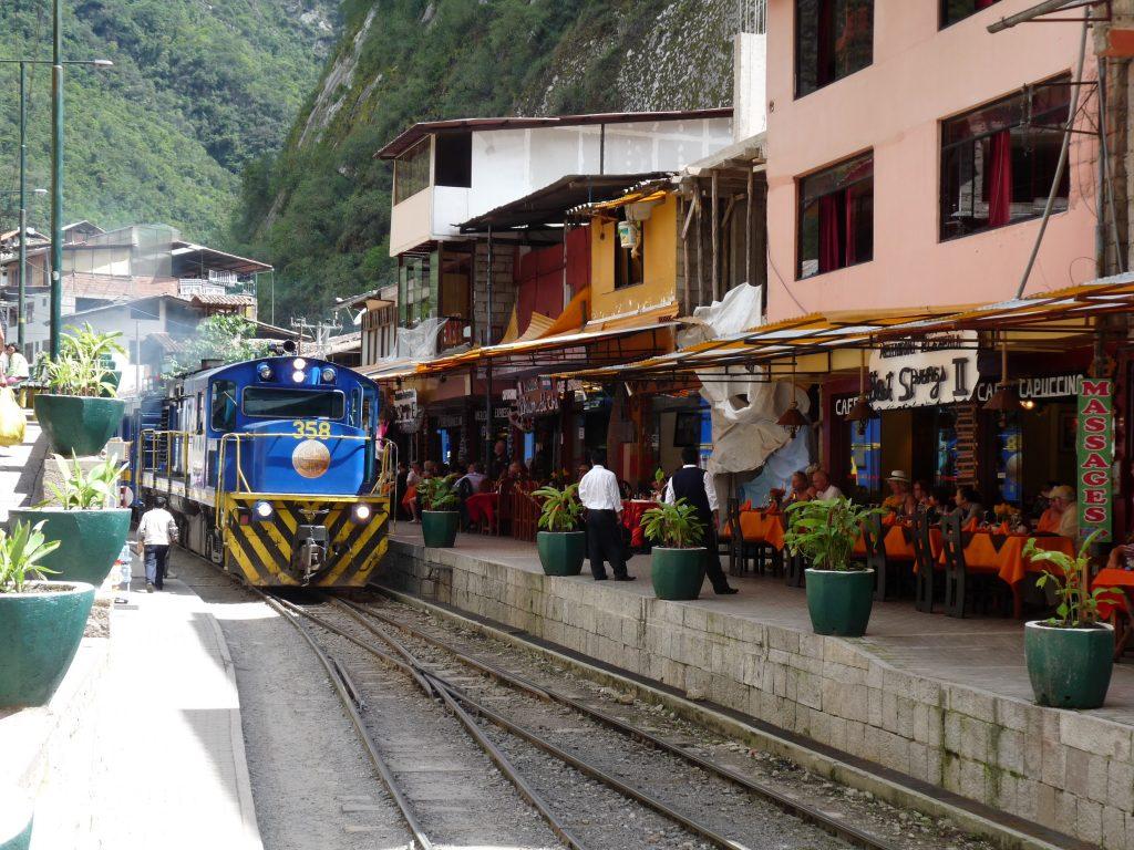 Eisenbahnromantik ... oder modernes bequemes und umweltfreundliches Verkehrsmittel?