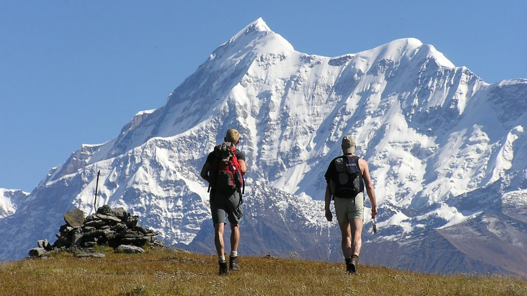 Nie ohne ein kleines Erste-Hilfe-Set in die Berge!