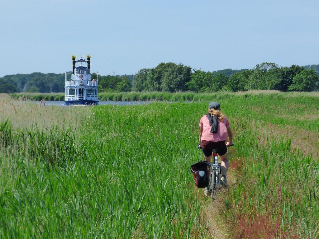 Entspanntes Radfahren mit der richtigen Rahmenhöhe