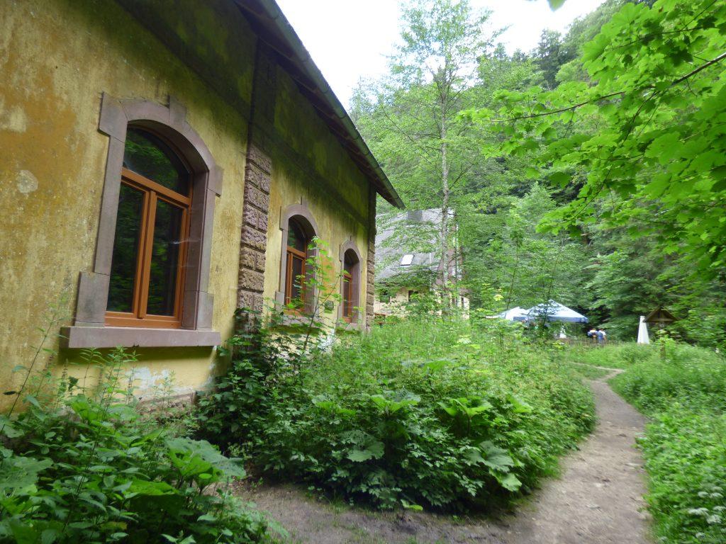 Gasthaus Burgmühle