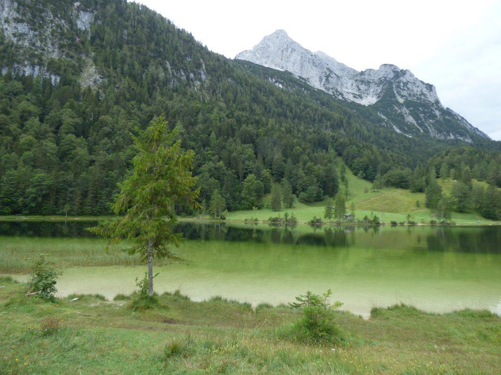 Die Mittenwalder Seen
