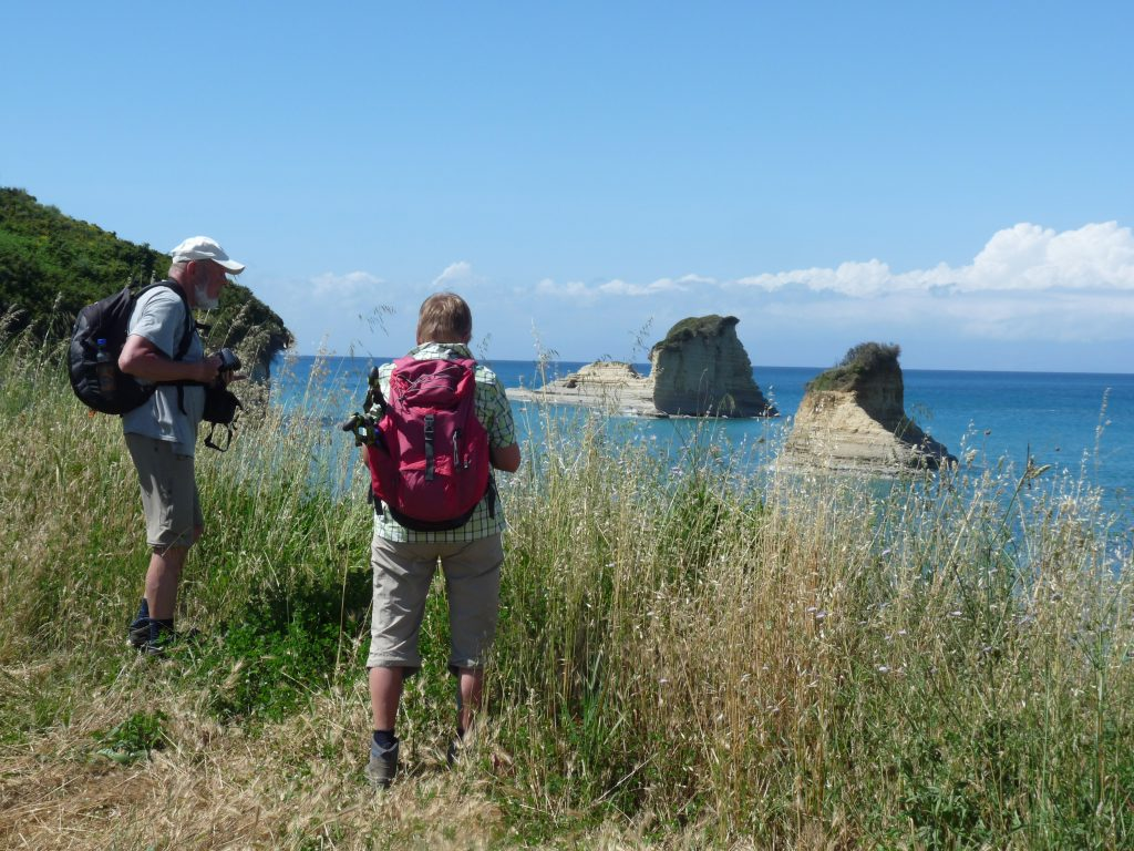 Korfu: Geheimtipp zum Wandern
