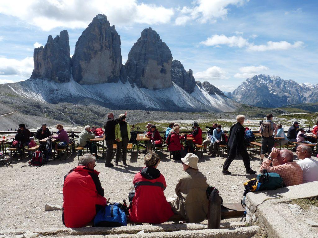 Matterhorn, Jungfraujoch, Drei Zinnen. Ja, schön, aber viele Berge stehen denen in nichts nach und sind kaum bekannt.