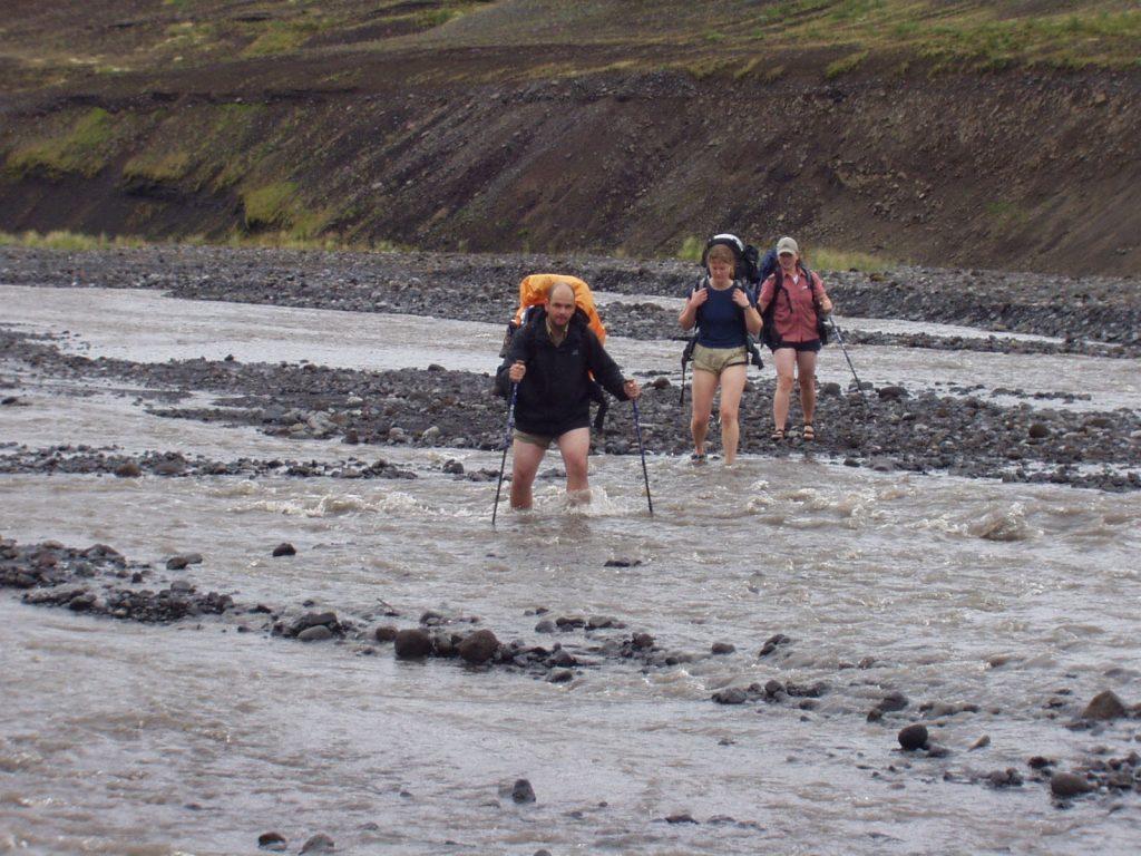 Wanderstöcke: Zusätzliche Beine helfen beim Überqueren