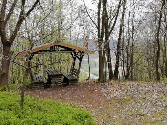 Picknickplätze am Weserberglandweg