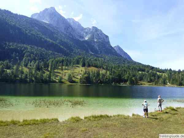 Wanderungen in Wetterstein und Karwendel mit Hotel in Seefeld